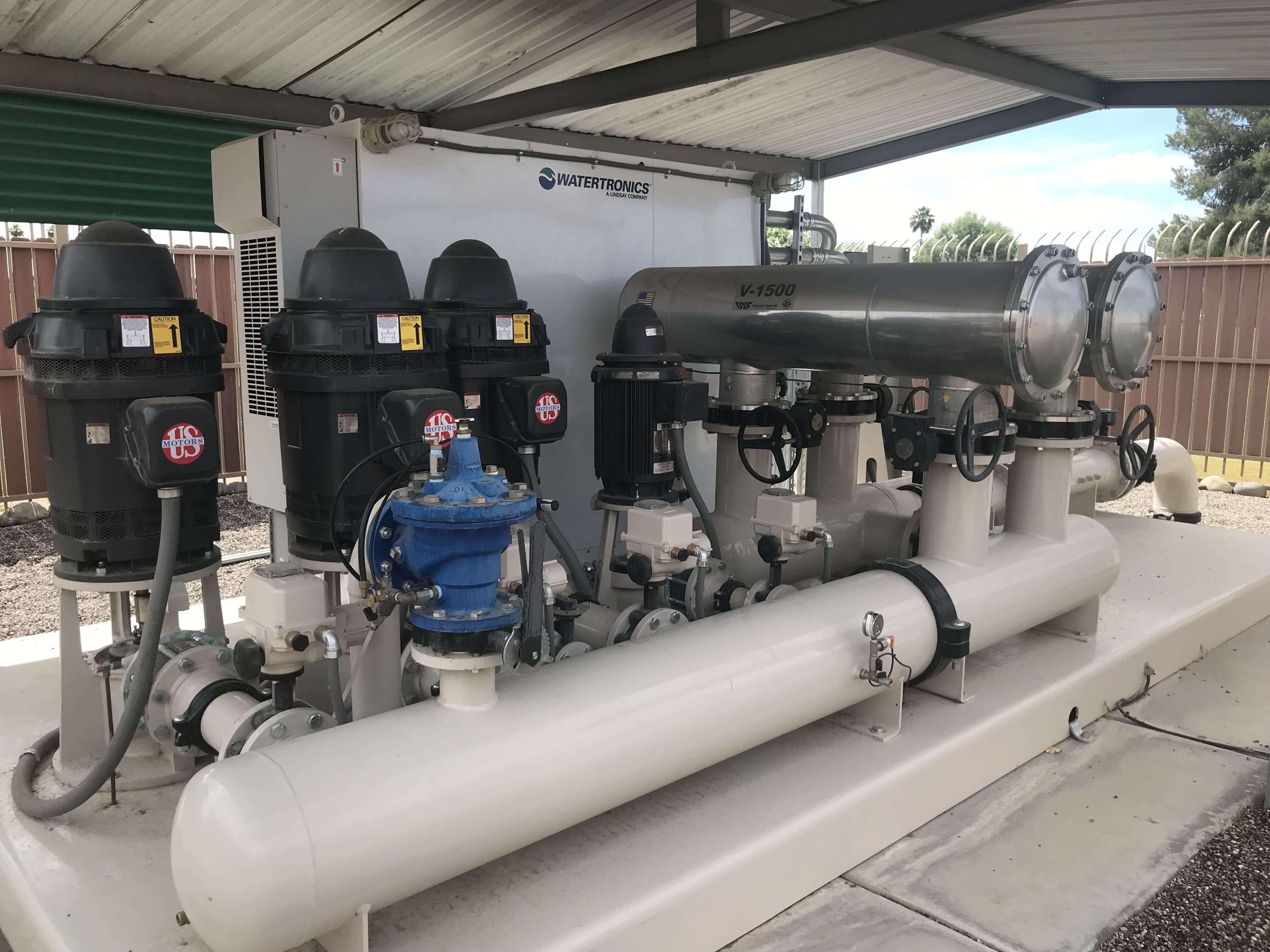 Pumping equipment with proper maintenance