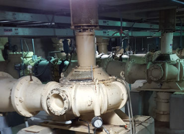 Dry Pit Pumping in Municipal Water Treatment